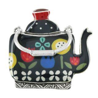 Bague Tea For Two Argent Multi