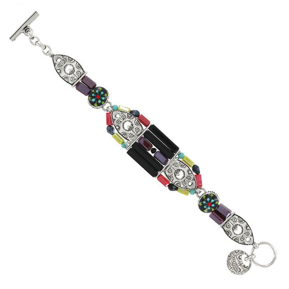 Bracelet Akiko Argent Multi Taratata Bijoux Fantaisie en ligne 3