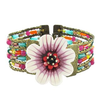 Bracelet Alicante Bronze Multi