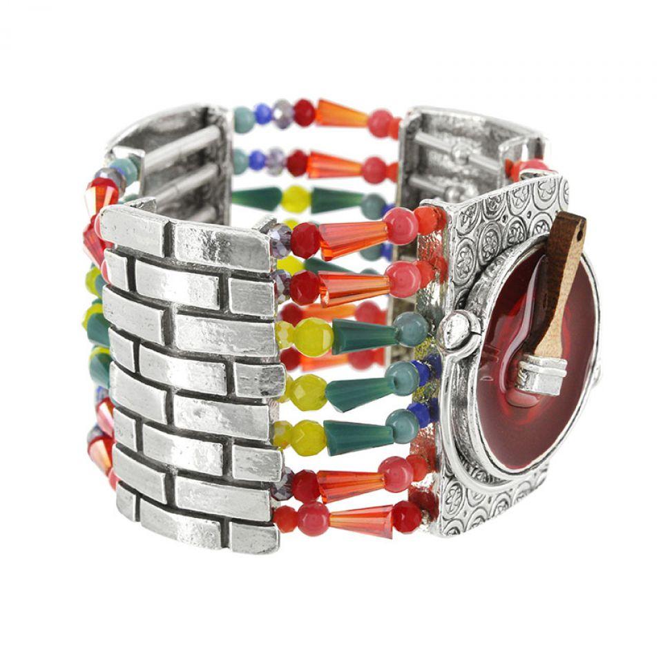 Bracelet Archi-chic Argent Multi Taratata Bijoux Fantaisie en ligne 3