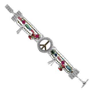 Bracelet Baba-chic Argent Multi