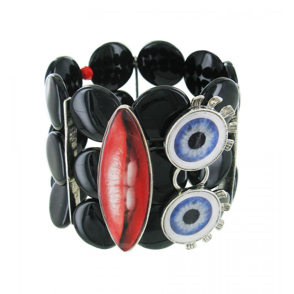 Bracelet Bidule Argent Multi Taratata Bijoux Fantaisie en ligne 1