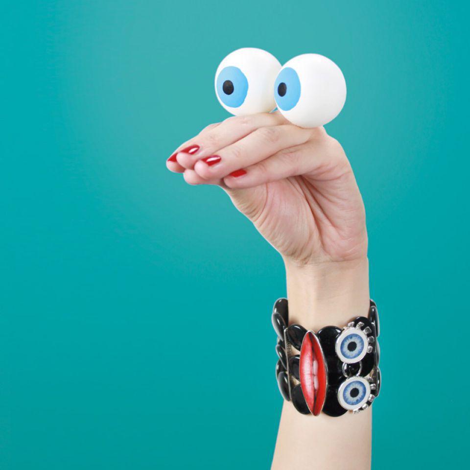 Bracelet Bidule Argent Multi Taratata Bijoux Fantaisie en ligne 2