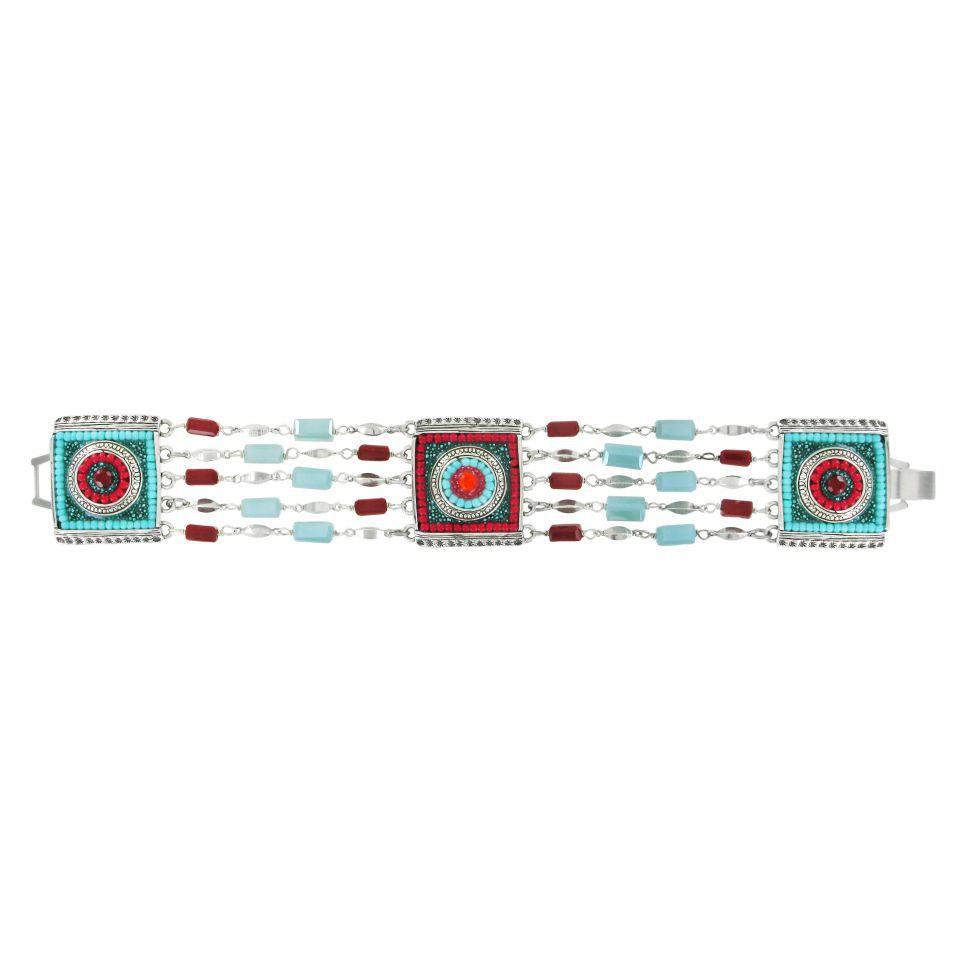 Bracelet Bond Argent Multi Taratata Bijoux Fantaisie en ligne 1