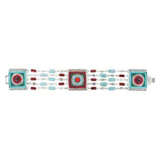 Bracelet Bond Argent Multi