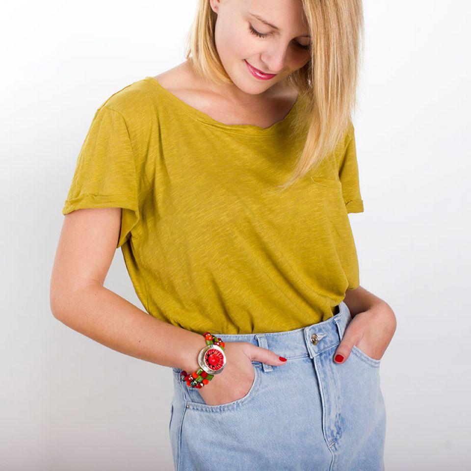 Bracelet Chili Argent Multi Taratata Bijoux Fantaisie en ligne 2