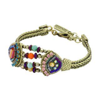 Bracelet Coquetterie Bronze Multi