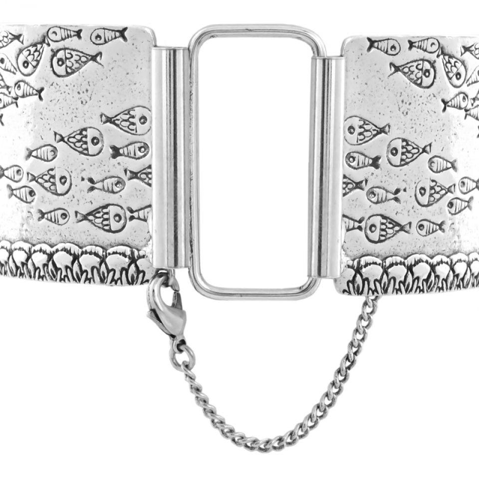 Bracelet Corail Argent Multi Taratata Bijoux Fantaisie en ligne 4