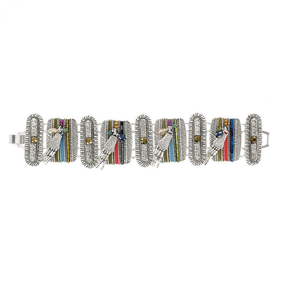 Bracelet Darling Argent Multi Taratata Bijoux Fantaisie en ligne 3