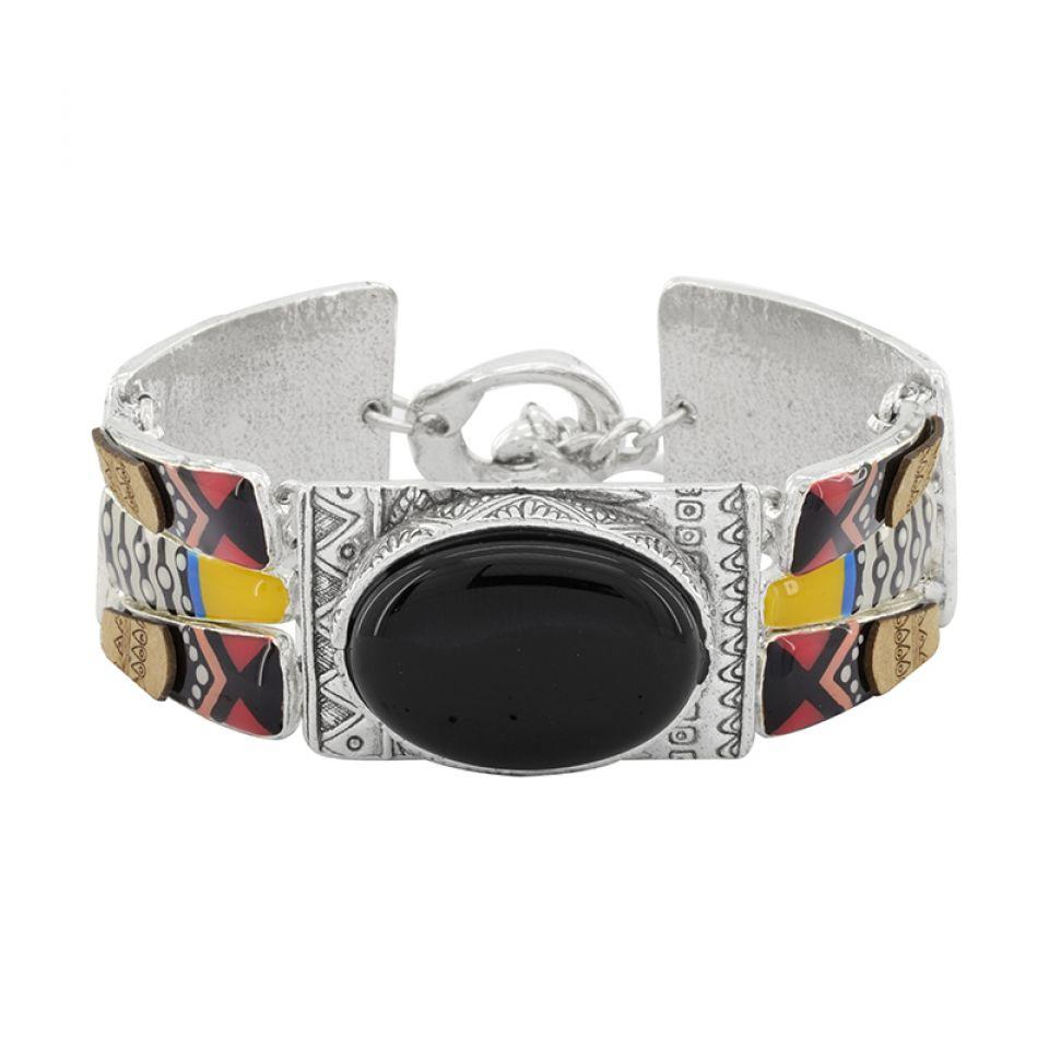 Bracelet Equivoque Argent Multi Taratata Bijoux Fantaisie en ligne 1