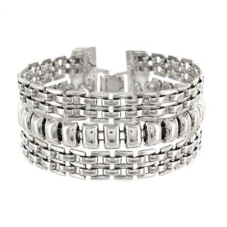 Bracelet Essentiel Argent Argent