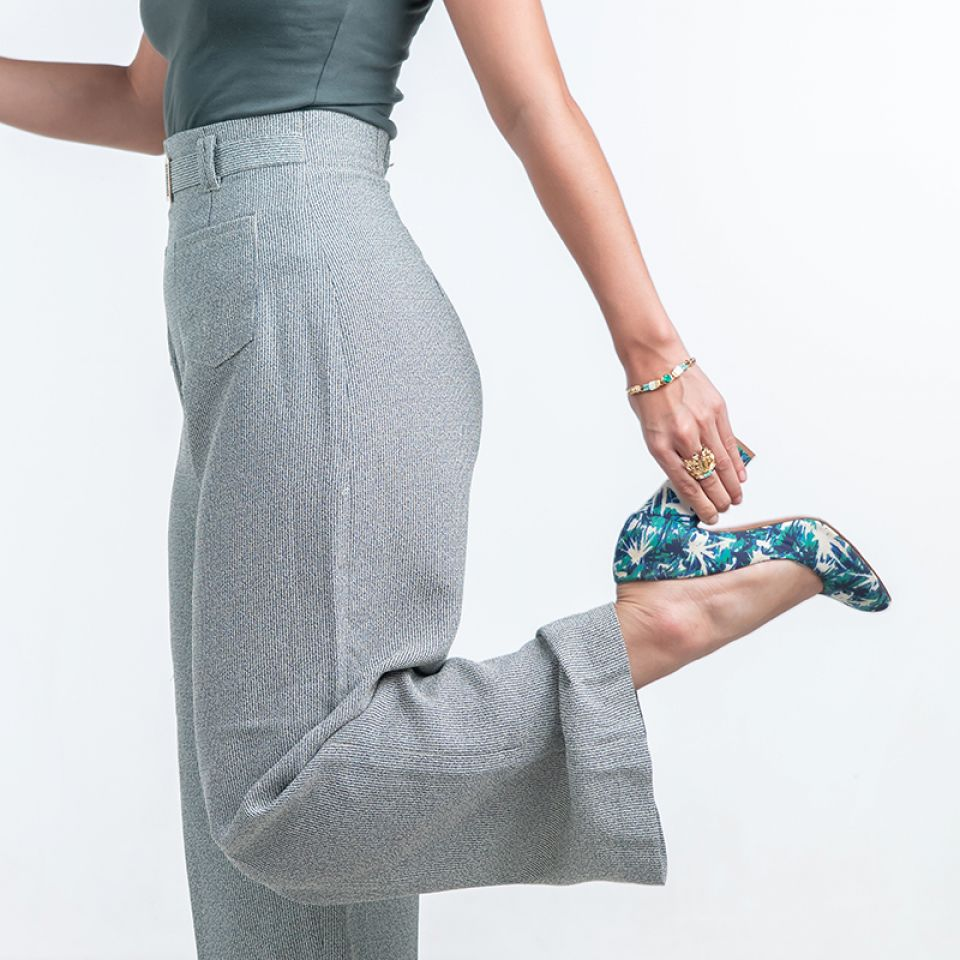 Bracelet Joli Joli Dore Bleu Taratata Bijoux Fantaisie en ligne 2