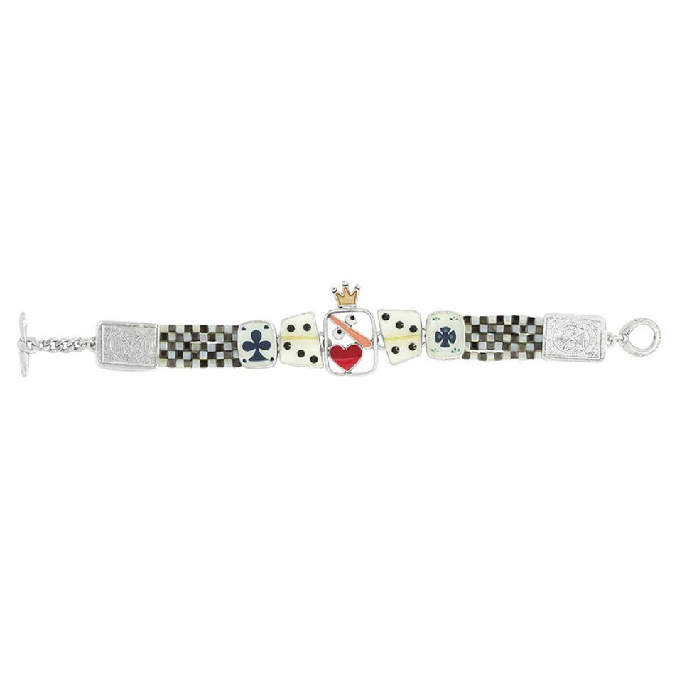 Bracelet L Impasse Argent Multi Taratata Bijoux Fantaisie en ligne 3