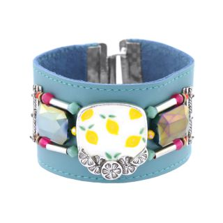 Bracelet Lemon Argent Multi