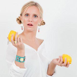 Bracelet Lemon Argent Multi