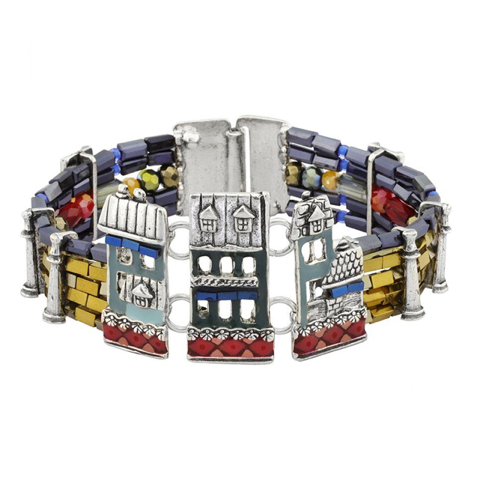 Bracelet Loft Argent Multi Taratata Bijoux Fantaisie en ligne 1