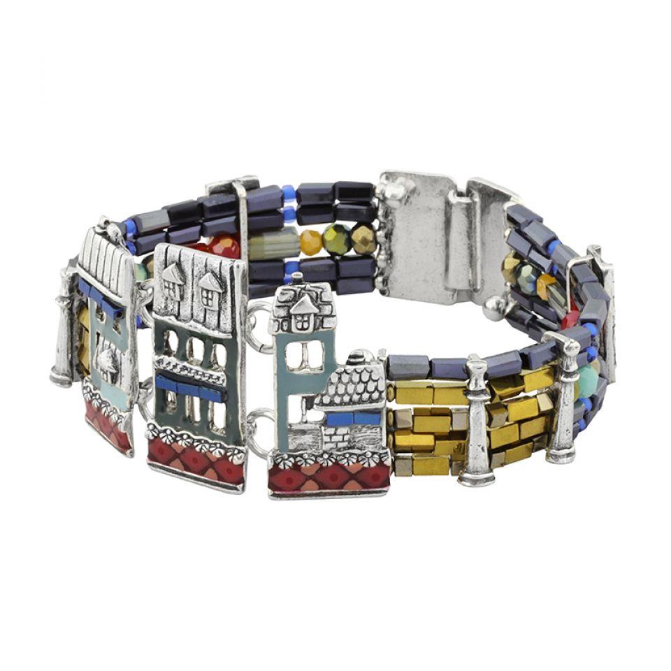 Bracelet Loft Argent Multi Taratata Bijoux Fantaisie en ligne 3