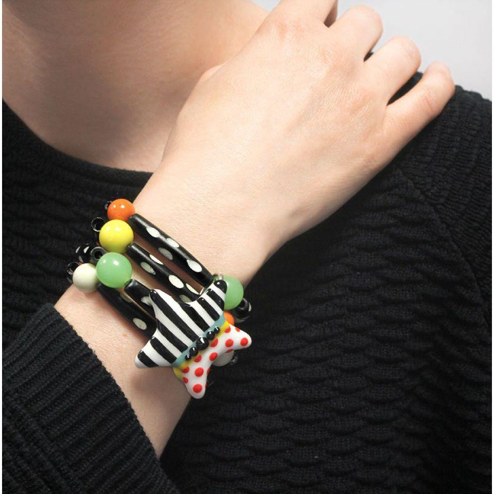 Bracelet Melbourne Multi Taratata Bijoux Fantaisie en ligne 2