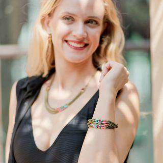 Bracelet Pablo Bronze Multi