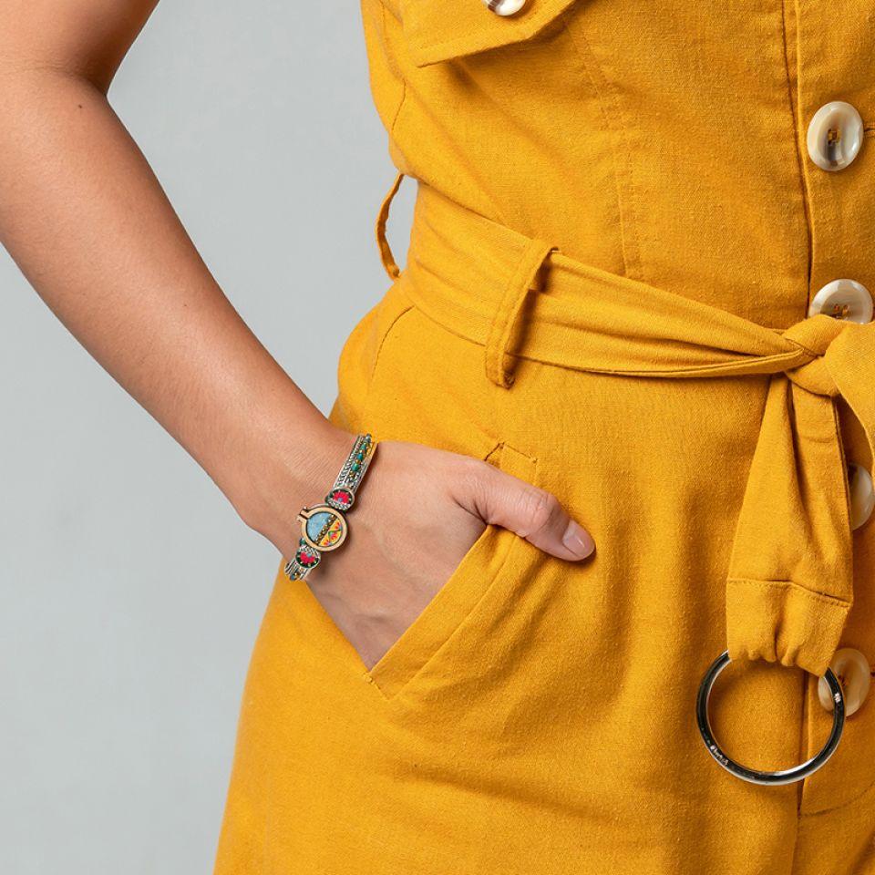 Bracelet Petit Point Argente Multi Taratata Bijoux Fantaisie en ligne 2
