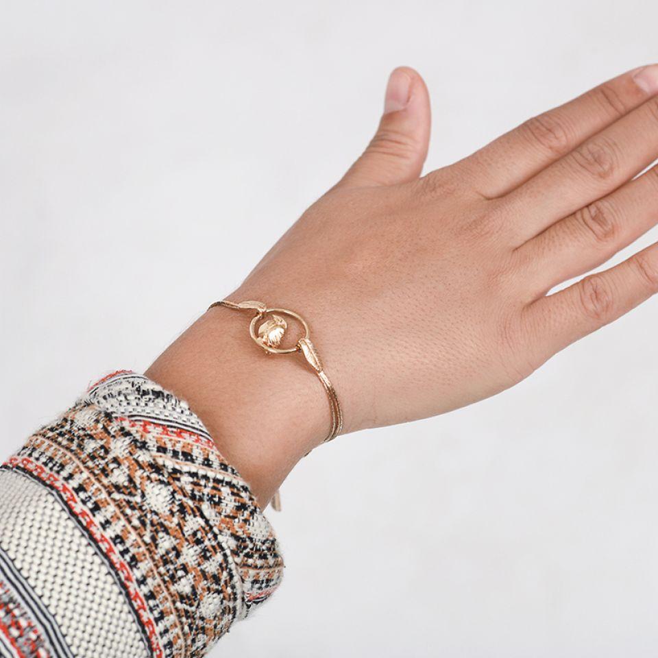 Bracelet Picolo Dore Dore Taratata Bijoux Fantaisie en ligne 2