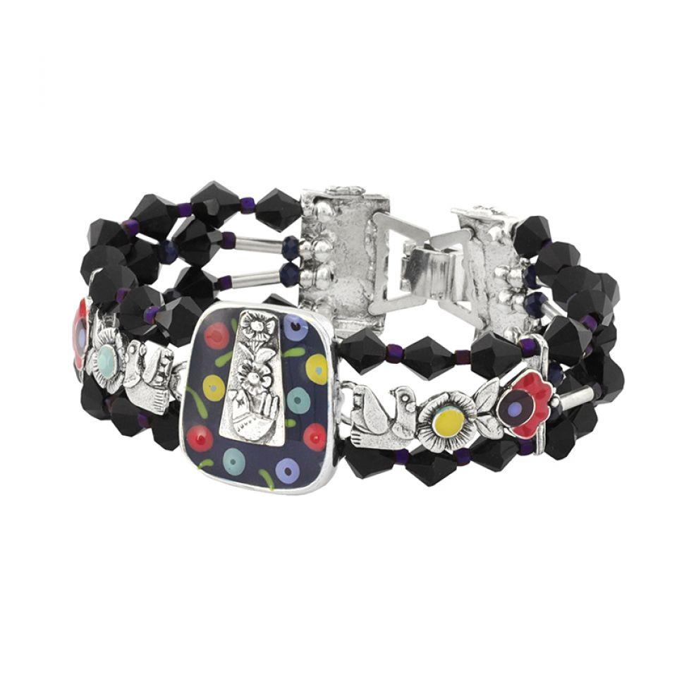 Bracelet Rive Gauche Argent Multi Taratata Bijoux Fantaisie en ligne 3