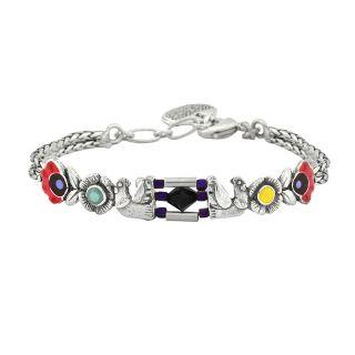 Bracelet Rive Gauche Argent Multi