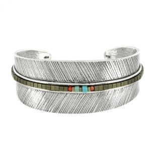 Bracelet Smocks Argent Multi