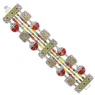 Bracelet Soupcon Argent Multi