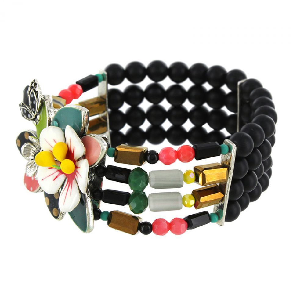 Bracelet Square Argent Multi Taratata Bijoux Fantaisie en ligne 3