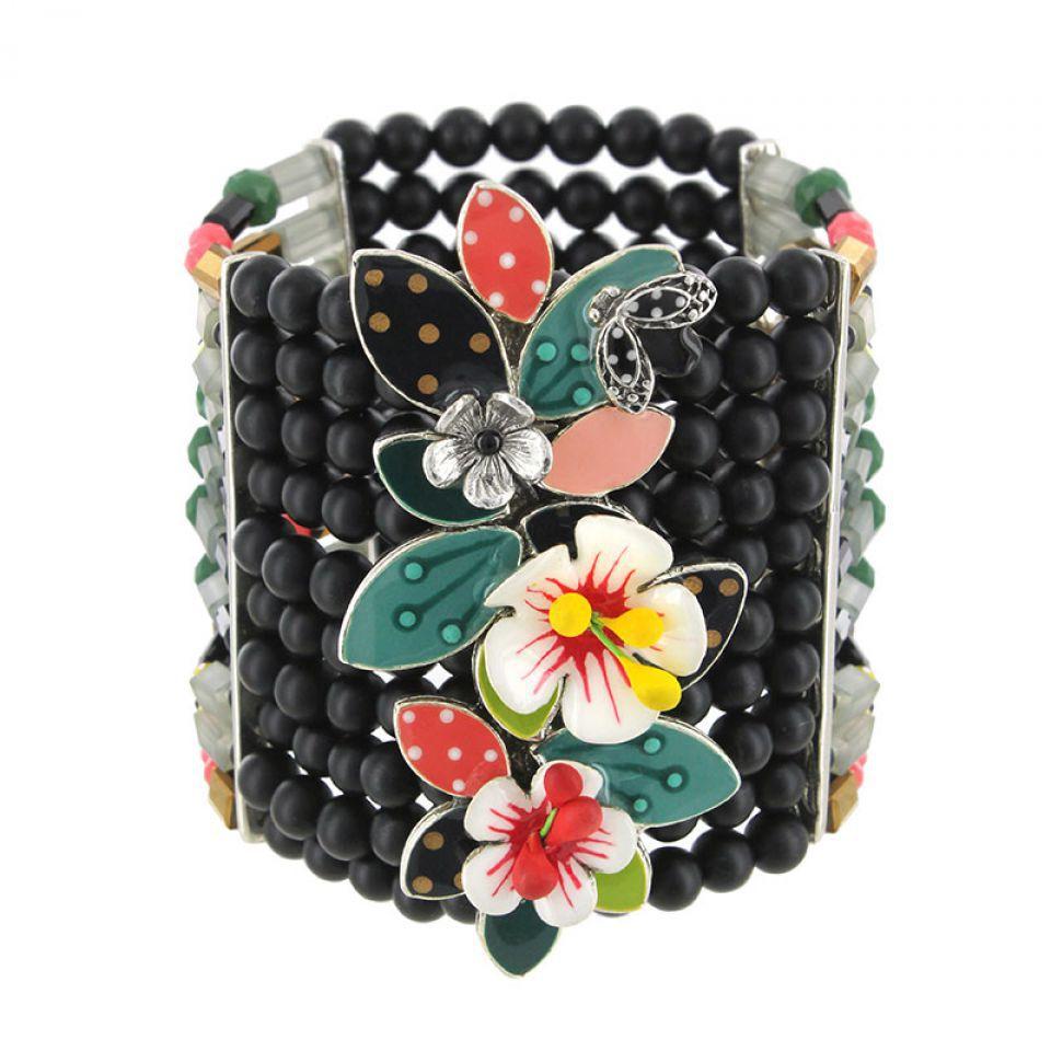 Bracelet Square Argent Multi Taratata Bijoux Fantaisie en ligne 1