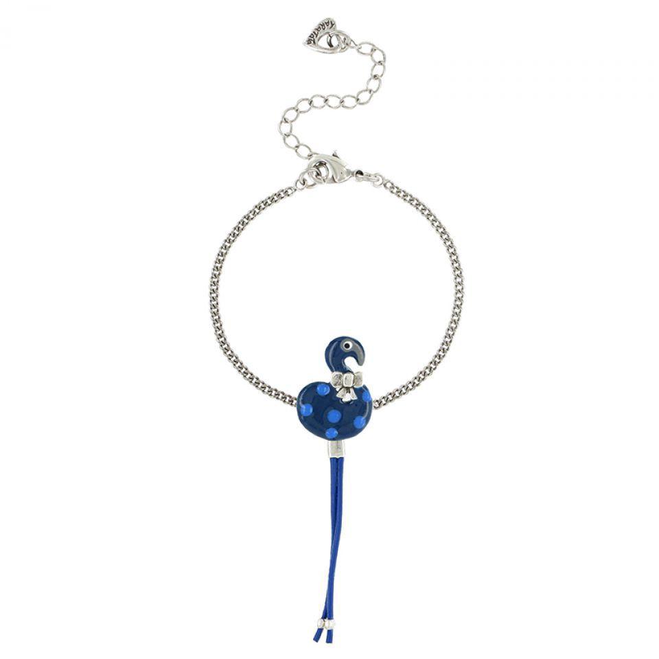 Bracelet Tarachou Bleu Taratata Bijoux Fantaisie en ligne 1