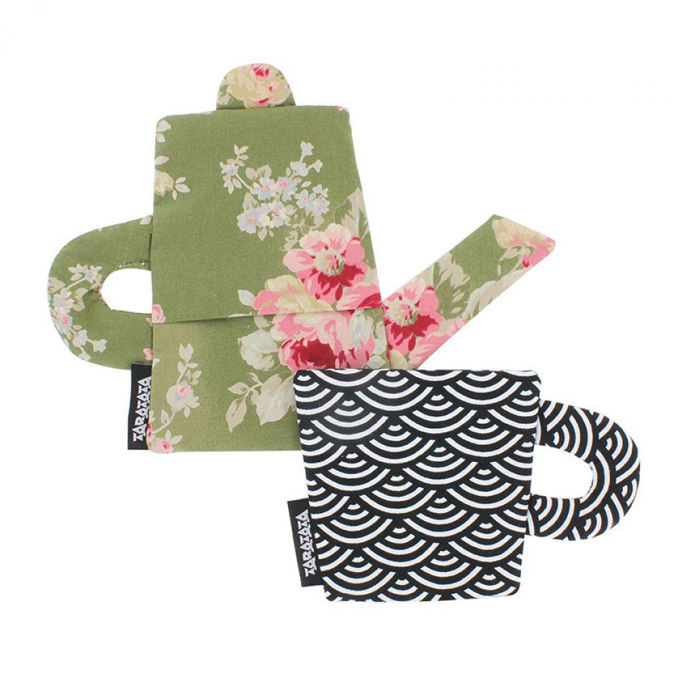 Bracelet Tea For Two Argent Multi Taratata Bijoux Fantaisie en ligne 3