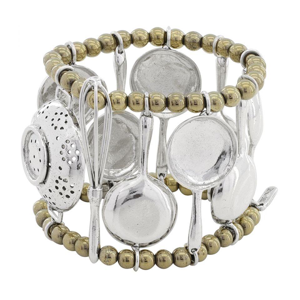 Bracelet Trois Etoiles Argent Argent Taratata Bijoux Fantaisie en ligne 1