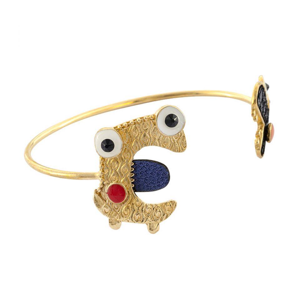 Bracelet Truc Et Machin Couleur Or Multi Taratata Bijoux Fantaisie en ligne 1