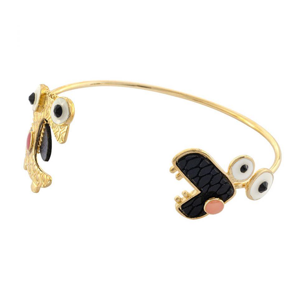 Bracelet Truc Et Machin Couleur Or Multi Taratata Bijoux Fantaisie en ligne 3