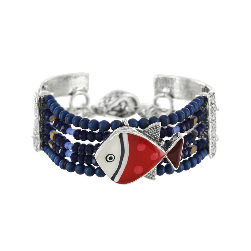 Bracelet Vol Au Vent Argent Multi Taratata Bijoux Fantaisie en ligne 3