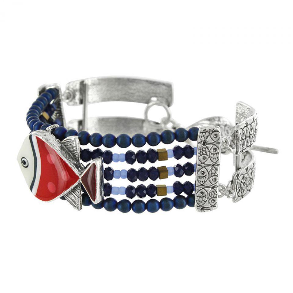 Bracelet Vol Au Vent Argent Multi Taratata Bijoux Fantaisie en ligne 4