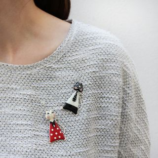 Broche Smart Cat Noir