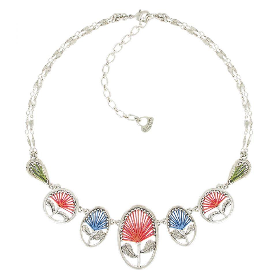 Collier Lotus Multi Taratata Bijoux Fantaisie en ligne 1