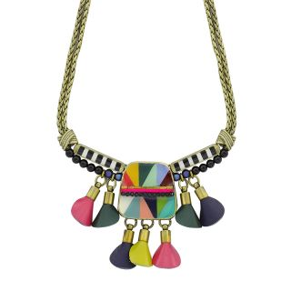 Collier Nuances Bronze Multi