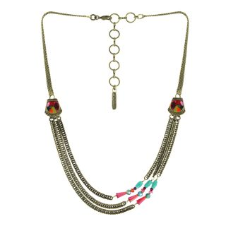 Collier Pablo Bronze Multi