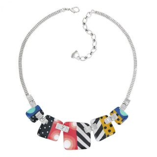 Collier Pop-art Multi