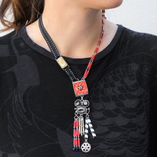 Collier Septieme Art Multi