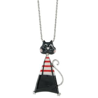 Collier Smart Cat Noir