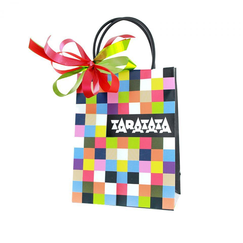 Pochette Cadeau Taille 1 Et 2 Taratata Bijoux Fantaisie en ligne 1
