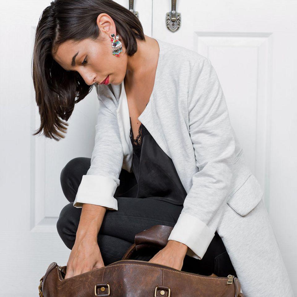 Puces Week-end Argent Multi Taratata Bijoux Fantaisie en ligne 3