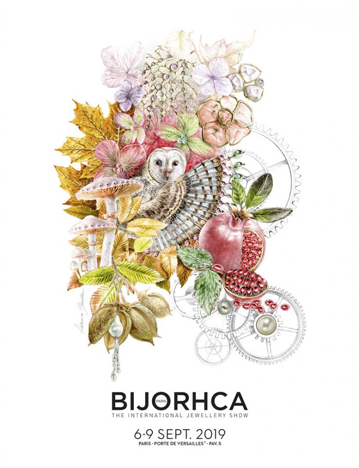 Rendez-vous en septembre pour le salon Bijorhca